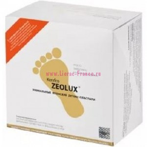 Zeolux Grapefruit Edition Пластырь с грейпфрутом 10 шт. Зеолюкс